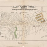 [Fig. 3] Dacey Garden Suburb design.  From NRS 12060 [9/4693 letter 14/6358, p.3]