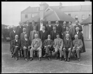 Premier's Conference, Sydney, 10 May 1915. From NRS 4481, ST5675
