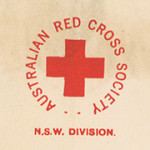 Australian Red Cross Society NSW Division logo. From NRS 12060 [9/4697]letter 15/956.